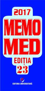 Memomed 2017 - Editia 23 + Ghid Farmacoterapic alopat si homeopat