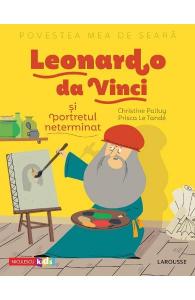 Leonardo da Vinci si portretul neterminat