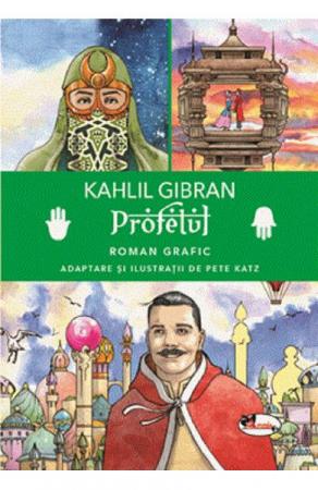 Profetul. Roman grafic