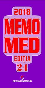 Memomed 2018 - Editia 24 + Ghid Farmacoterapic alopat si homeopat