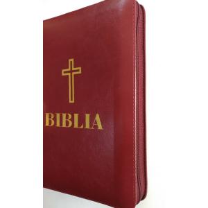 BIBLIA - cu fermoar