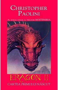 Eragon II: Cartea Primului Nascut . Al doilea volum al trilogiei Mostenirea