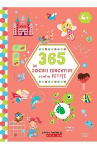 365 de jocuri educative pentru fetite 4 ani+