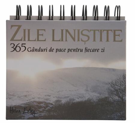 Calendar 365 ganduri de pace pentru fiecare zi