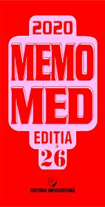 Memomed 2020. Editia 26 (PRODUS USOR DETERIORAT)