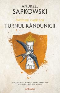 Turnul randunicii. Seria Witcher. Vol. 6
