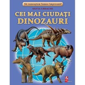 Cei mai ciudati dinozauri