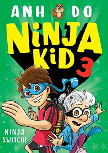 Ninja Kid 3. Buni Ninja!