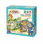 Colectie de Jocuri Pentru Copii 2 in 1 #60808
