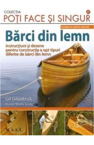 Barci din lemn-Mast