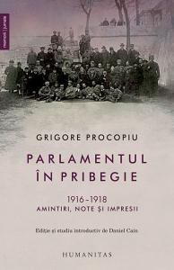 Parlamentul in pribegie