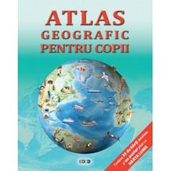 Atlas geografic pentru copii