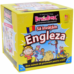 BrainBox Sa invatam engleza0