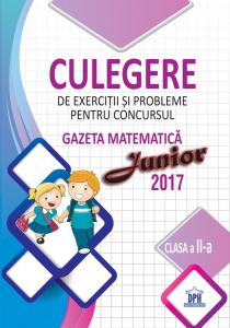 Culegere pentru concursul gazeta matematica junior - clasa a II-a