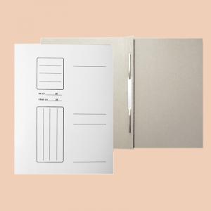 Dosar 1/2 carton alb
