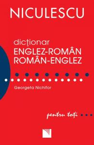 Dictionar englez-roman, roman-englez pentru toti