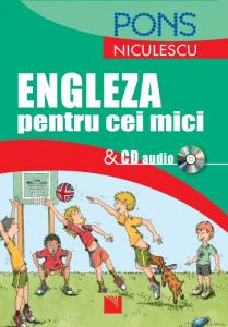 Engleza pentru cei mici + CD audio