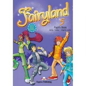 Fairyland 5. Pupil's Book - Manualul elevului