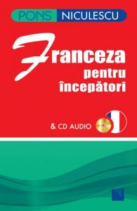 Franceza Pentru Incepatori + Cd Audio