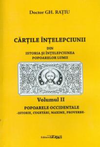 Cartile intelepciunii din istoria si intelepciunea popoarelor lumii, vol. II - Popoarele occidentale
