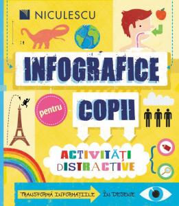 Infografice pentru copii. Activitati distractive