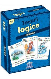 Jocuri logice - Animale DPH