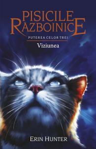 Pisicile Razboinice vol.13: Puterea celor trei. Viziunea