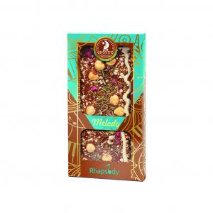 Rhapsody - Ciocolata cu alune, stafide, fructe confiate, rozmarin