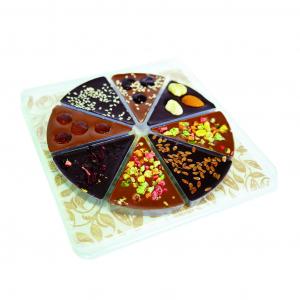 CHOCO PIZZA - Ciocolata asortata