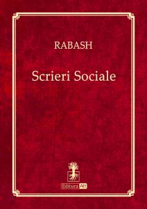 Scrieri Sociale (Grup de Studiu Cabala)