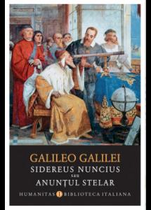 Sidereus nuncius sau Anuntul stelar