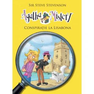 Agatha Mistery: Conspiratie la Lisabona (VOL. 7)