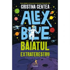 Alex Blue, baiatul extraterestru