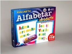 Alfabetar Introductiv Magnetic #JD-23
