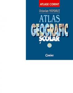 Atlas geografic scolar (atlasul lumii)