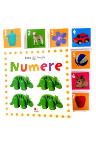 Bebe invata. Numere