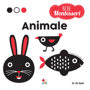 Bebe montessori. Animale