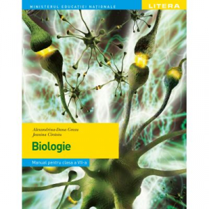 Biologie. Manual. Clasa a VII-a