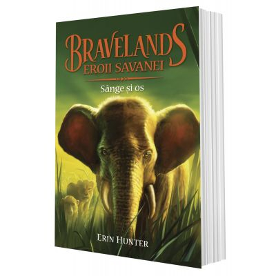 BRAVELANDS – EROII SAVANEI. Vol. III Sange si os
