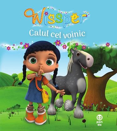 Calul cel voinic (seria Wissper)