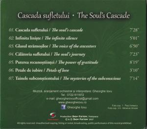 Cascada Sufletului (The Soul's Cascade) [1]
