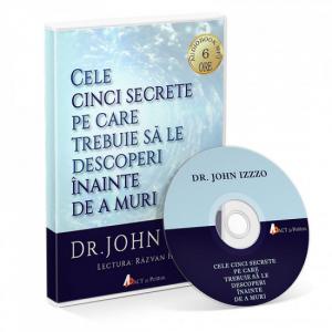 CELE CINCI SECRETE PE CARE TREBUIE SA LE DESCOPERI INAINTE DE A MURI-CD