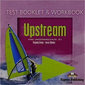 Curs lb. engleza Upstream pre-intermediate B1 audio CD caietul elevului si teste