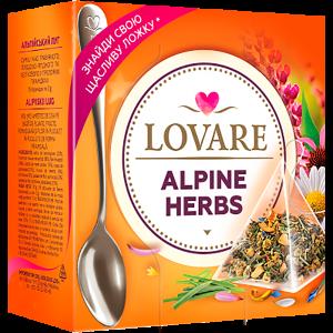 Lovare Alpine Herbs 15 piramide