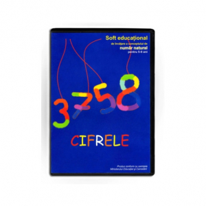 Soft educational: Cifrele (pentru copiii de 5-9 ani)