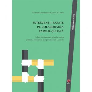 Interventii Bazate Pe Colaborarea Familie-Scoala