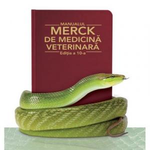 Manualul Merck de medicina veterinara Ed.10
