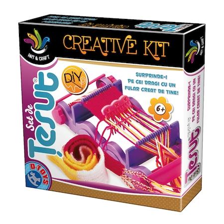 Creative Kit Set de Tesut Fular #64875