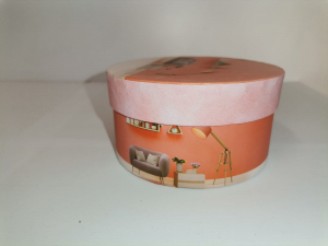 Cutie Mica Rotunda - Roz [0]