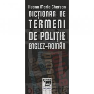 Dictionar de termeni de politie – Englez-Roman